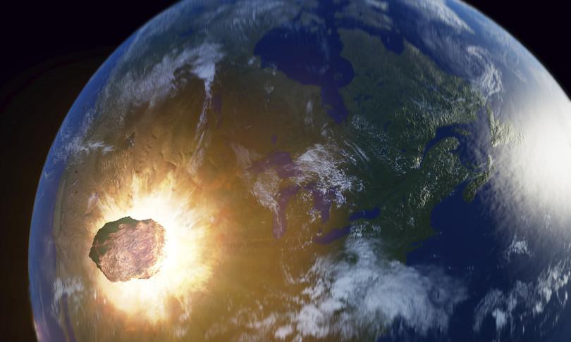Scoperta sui meteoriti molecola chiave per generare la vita
