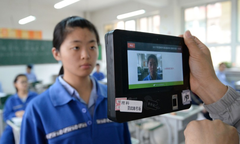 huawei riconoscimento facciale scoprire uiguri