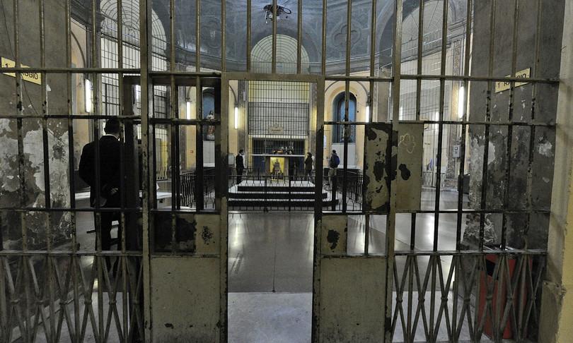 Triennale Milano carcere San Vittore