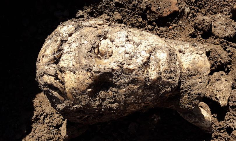 romafori imperiali scavi via alessandrina