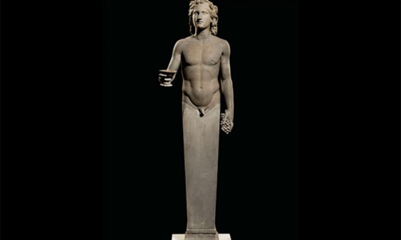 scultura dionisio villa adriana asta christies