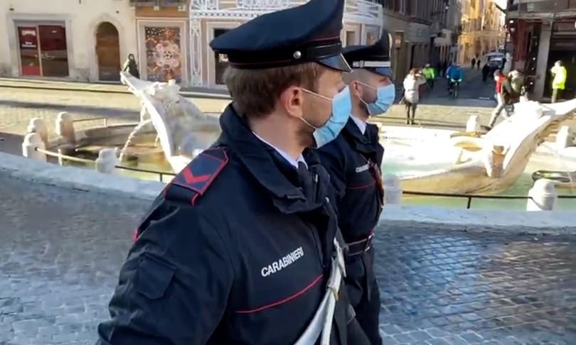 nuova divisa carabinieri