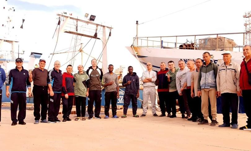 Svolta pescatori presi in ostaggio in Libia Conte Di Maio Bengasi
