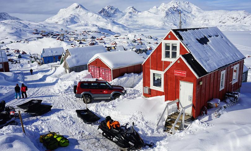 covid groenlandia casa rossa inuit