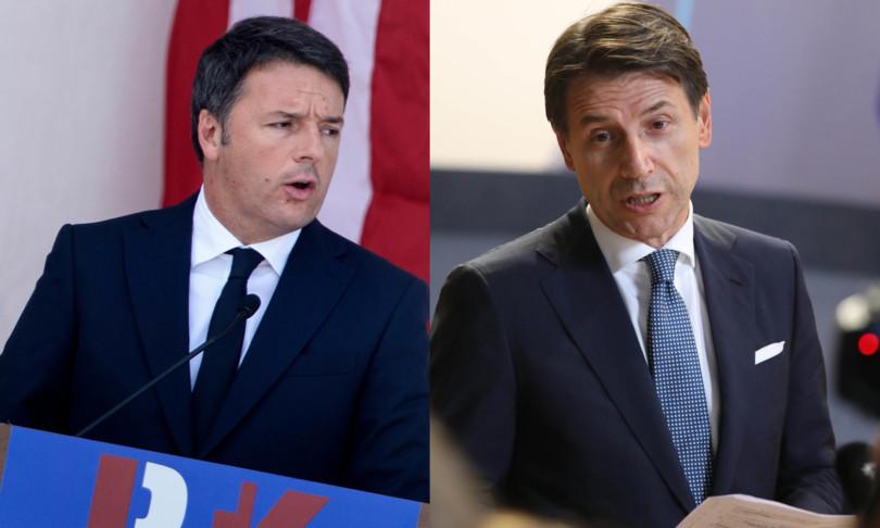 Renzi sfida Conte sul Recovery e minaccia il ritiro delle ministre Iv