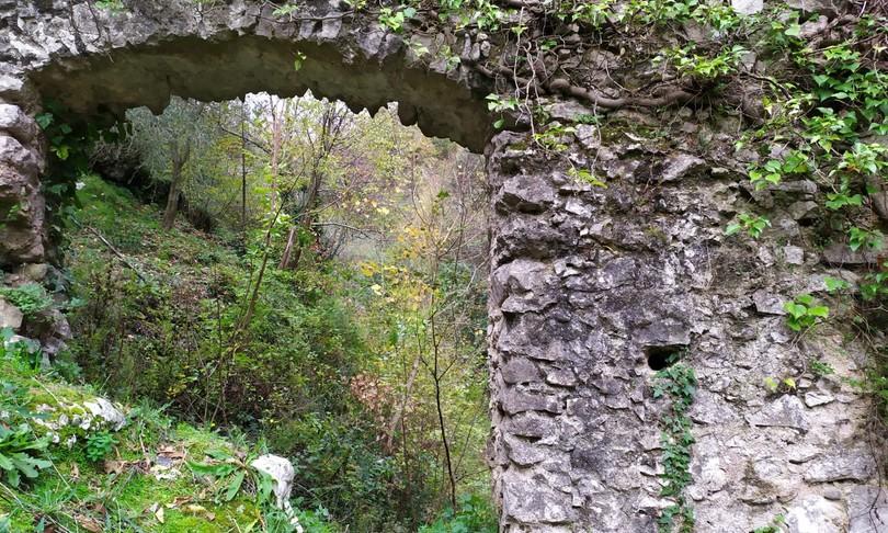 archeologia acquedotto quisisana