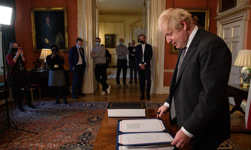 brexit regno unito primo giorno