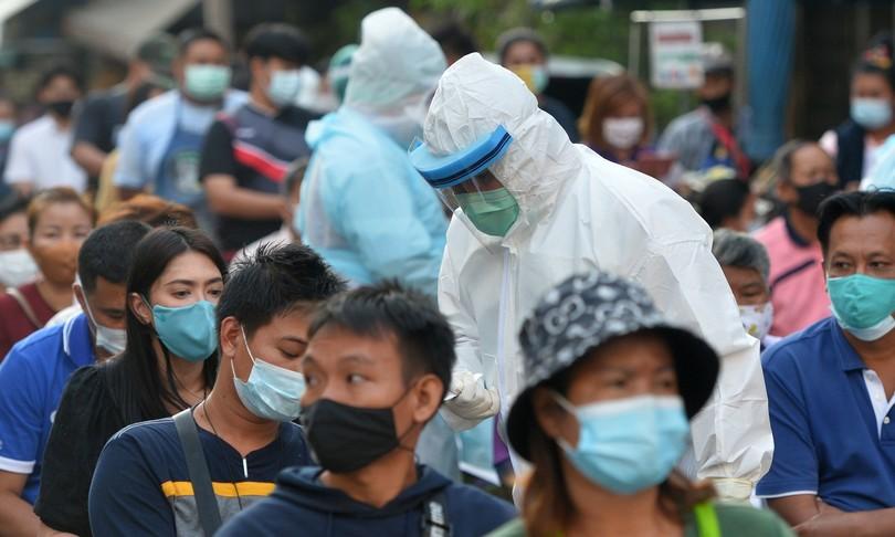 """Record di contagi in Thailandia, il premier alla popolazione: """"State a casa"""""""