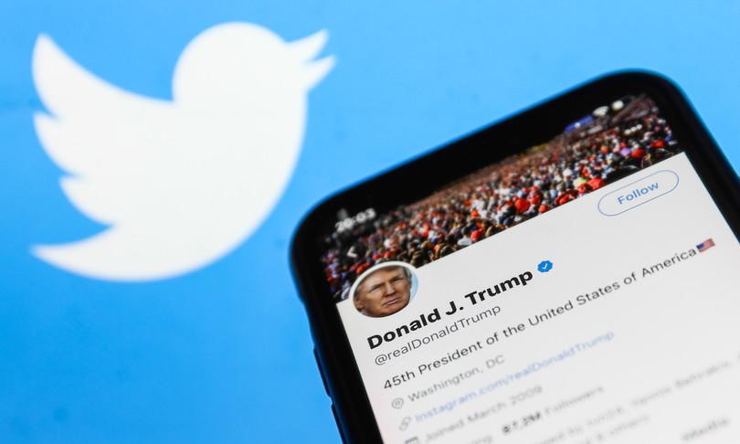 Twitter ha bandito Trump in modo definitivo