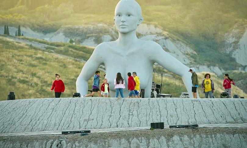 Peccioli Pisa DiscaricaAlessandroMelis, architetto e curatore del Padiglione Italia della Biennale