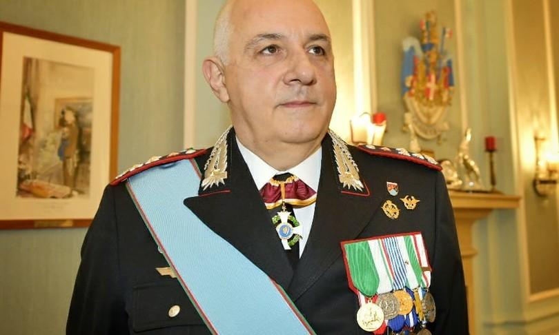 carabinieri comandante generale teo luzi