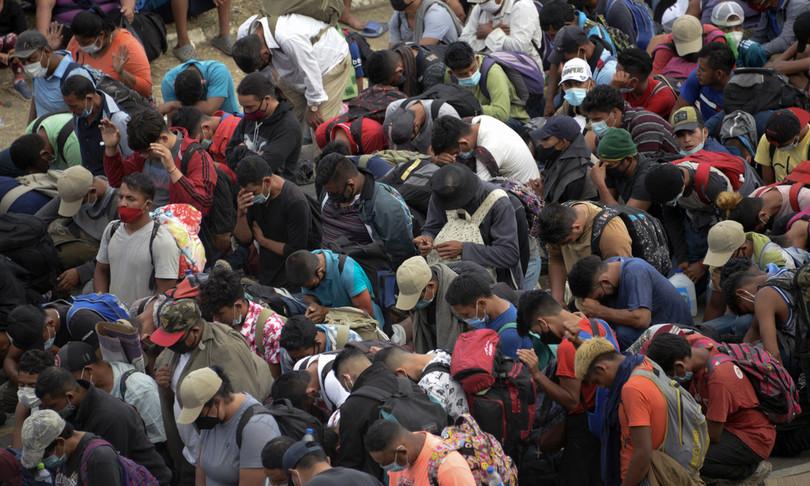 guatemala migranti honduras bloccati usa