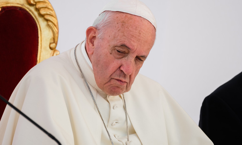 Papa francesco no a informazione appiattita consumare suola scarpe