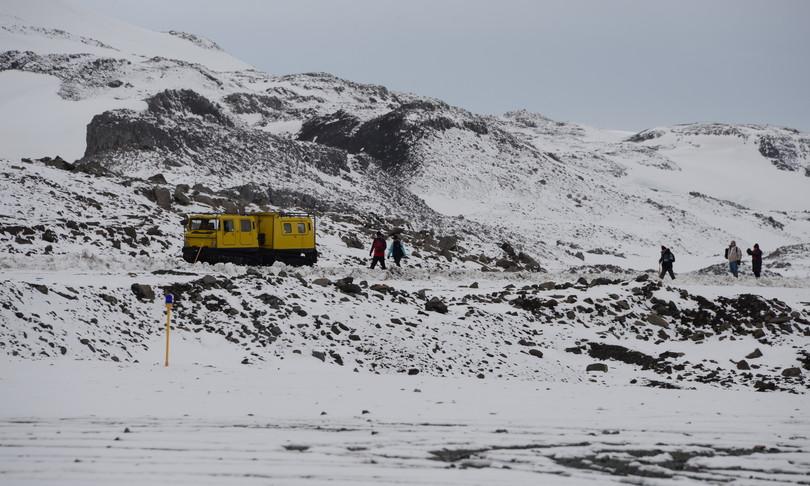 terremoto antartide evacuate basi militari cile