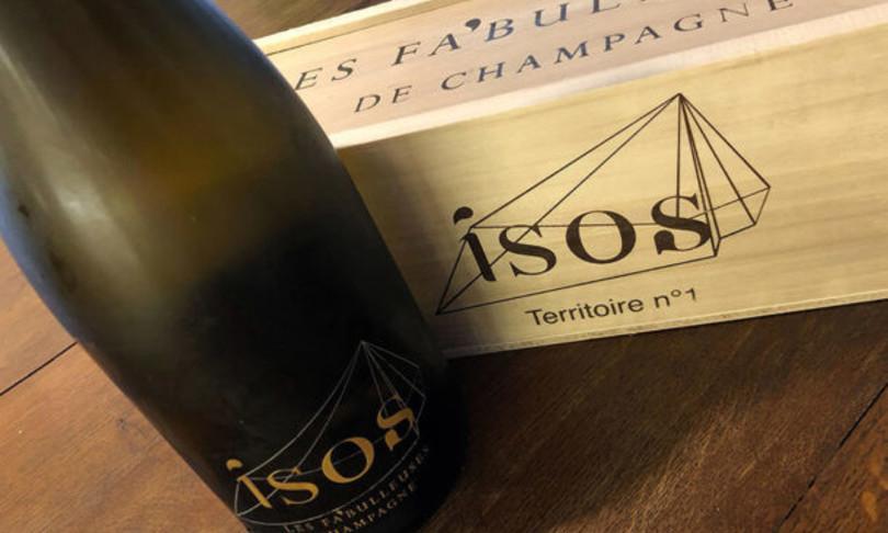 isos champagne femminile
