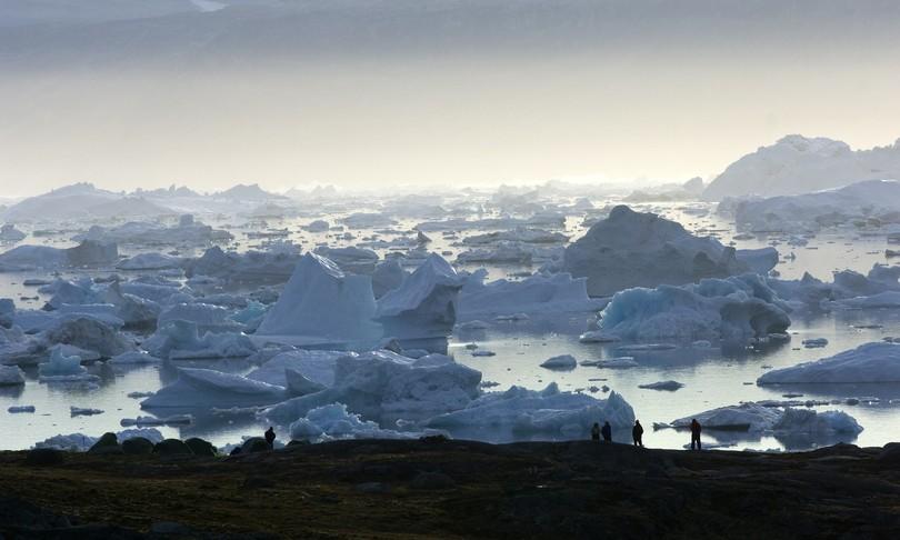 scioglimento ghiacci record immagini satelliti