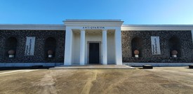 Riapre l'Antiquarium di Pompei con i nuovi calchi