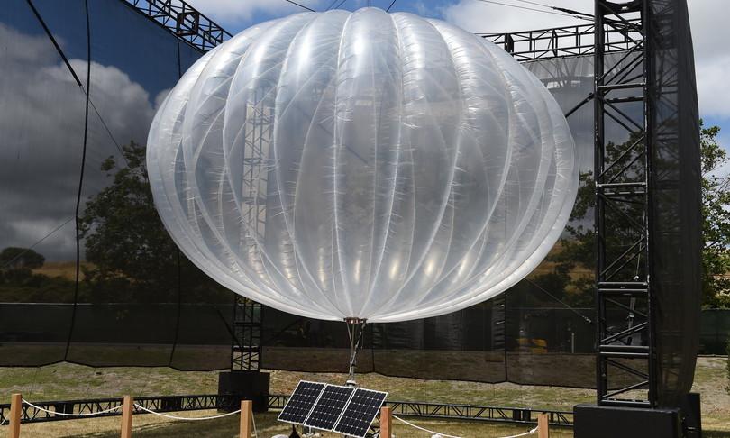 google abbandona palloni aerostatici connessione internet