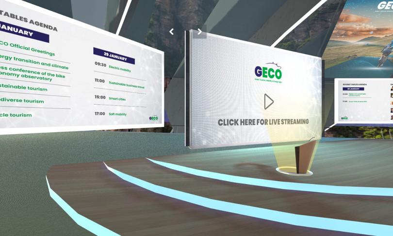 cosa vedremo GECO fiera virtualesostenibilita