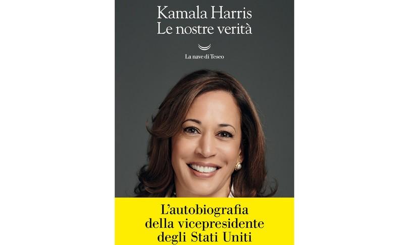 autobiografia usa libro nostre verita diKamalaharris fior di loto Casa Bianca