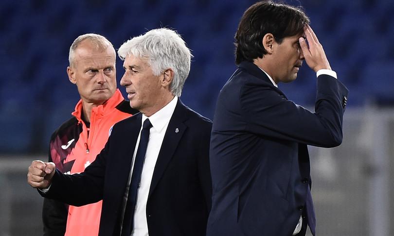 Coppa Italia: l'Atalanta in 10 batte 3-2 la Lazio. Poker della Juve alla Spal