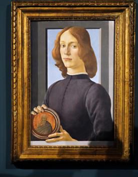 All'asta un ritratto di Botticelli, si parte da cifra record
