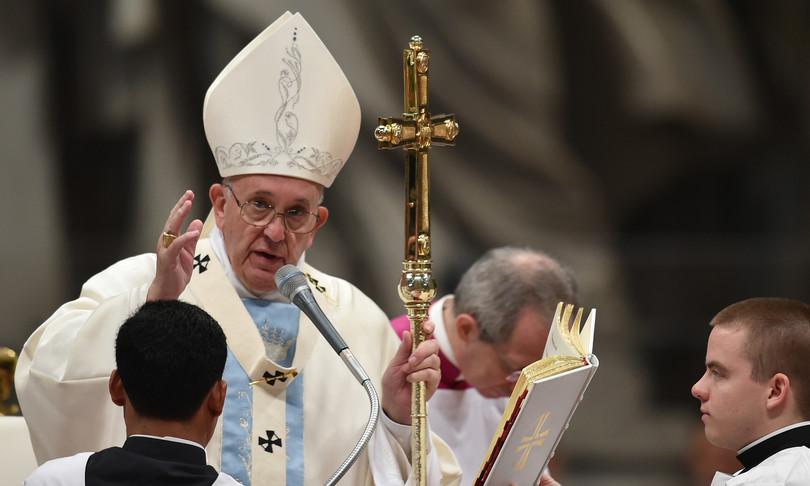 papa francesco primate italia