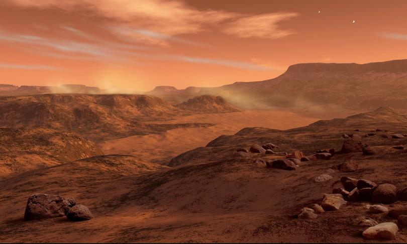 spazio sonda emirati arabi marte