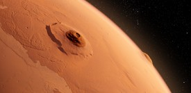 Ecco come Marte perde la sua acqua nello spazio