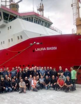 Rientrato dal Polo Sud il gruppo di ricerca italiano