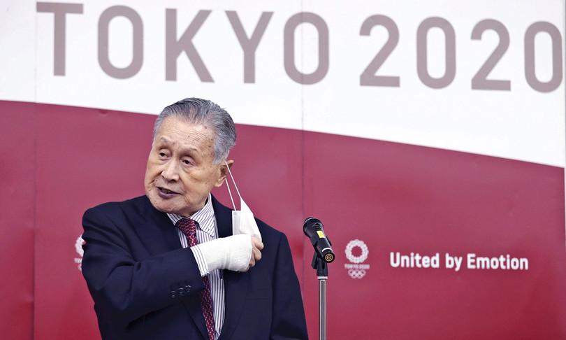 olimpiadi tokyo dimissioni presidente commenti sessisti