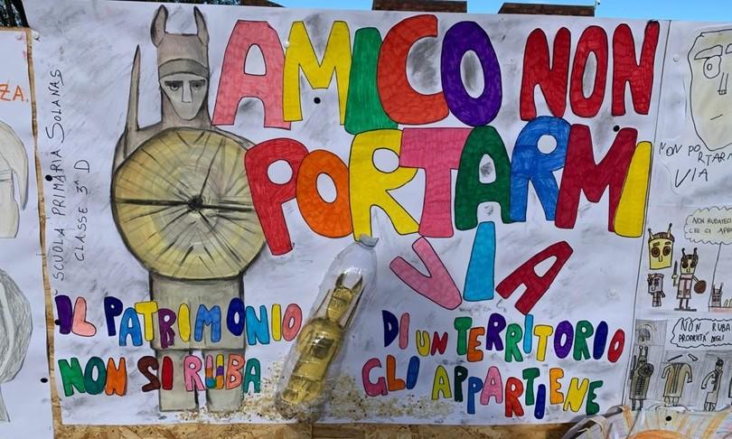 giganti monte prama archeologia cabras sardegna dario franceschini