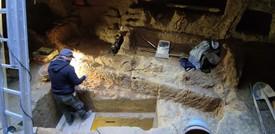A Marsala gli scavi portano alla luce una necropoli punica