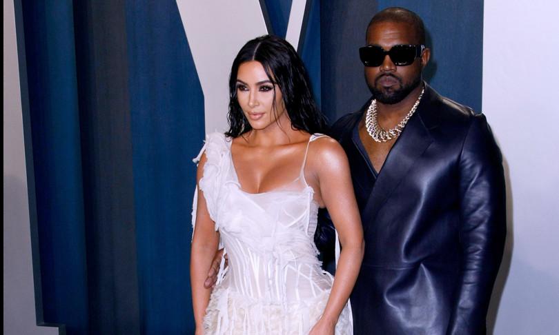 kimkardashiankanyewest chiede divorzio