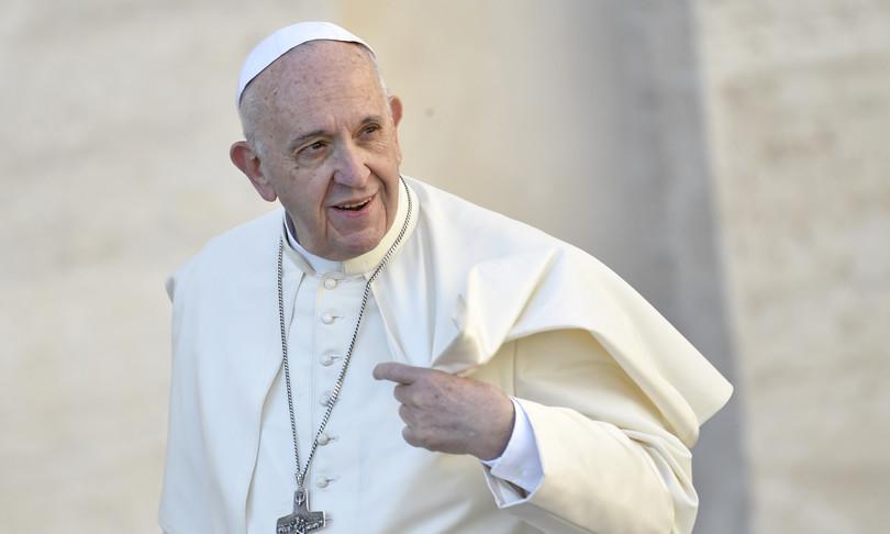 papa parte visita iraq