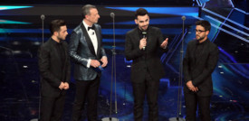 Più di 10 milioni davanti alla tv per Sanremo, ma lo share è in calo