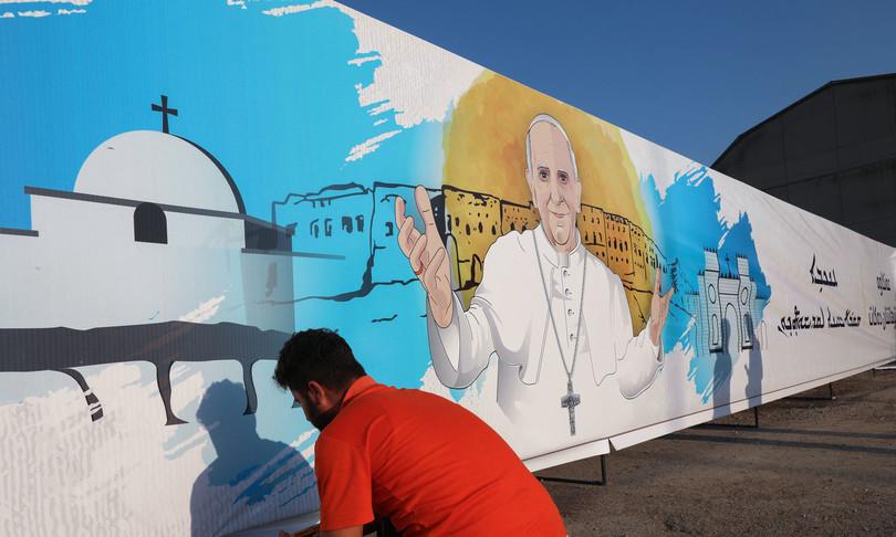 Papa a Iraq pellegrino di pace e fraternita