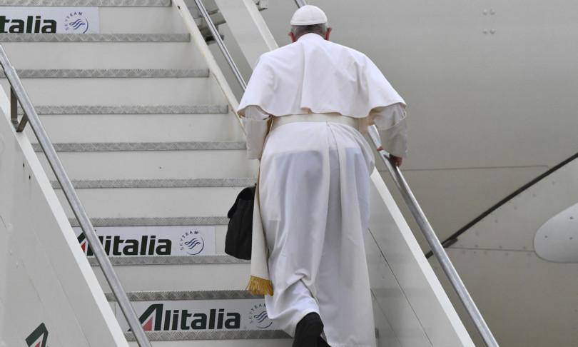 papa francescoviaggioiraq