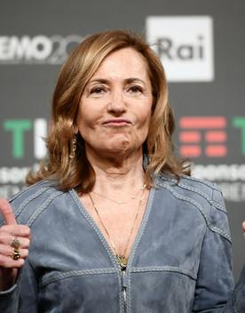 Palombelli, la giornalista che non si ferma mai