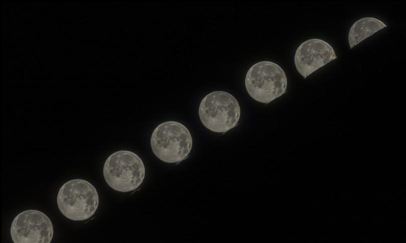 etna luna omega astrofotografia