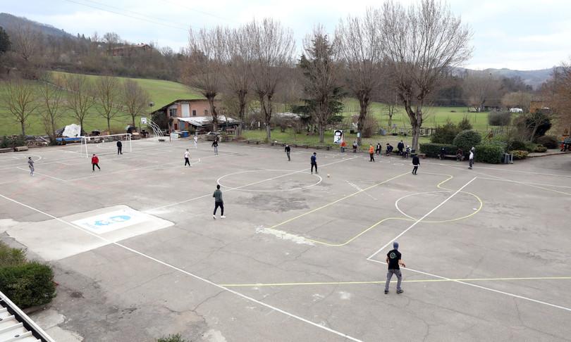 calcio covidsfonda italia marchio Ue