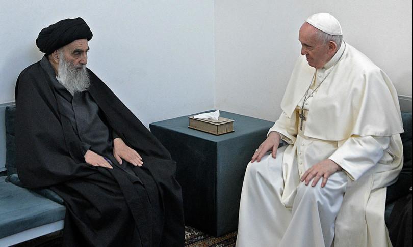 iraq metodo papa francesco alleanza religioni