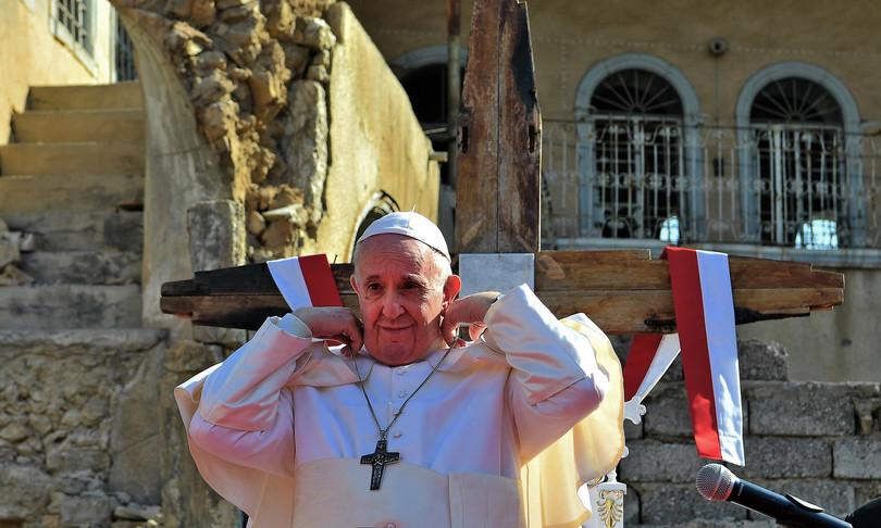 papa iraq kurdistan critisiani perseguitati califfato isis