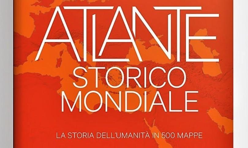 Cartina Italia Anno 500.Storia Dell Umanita Dalla Preistoria A Oggi Illustrata In 500 Mappe