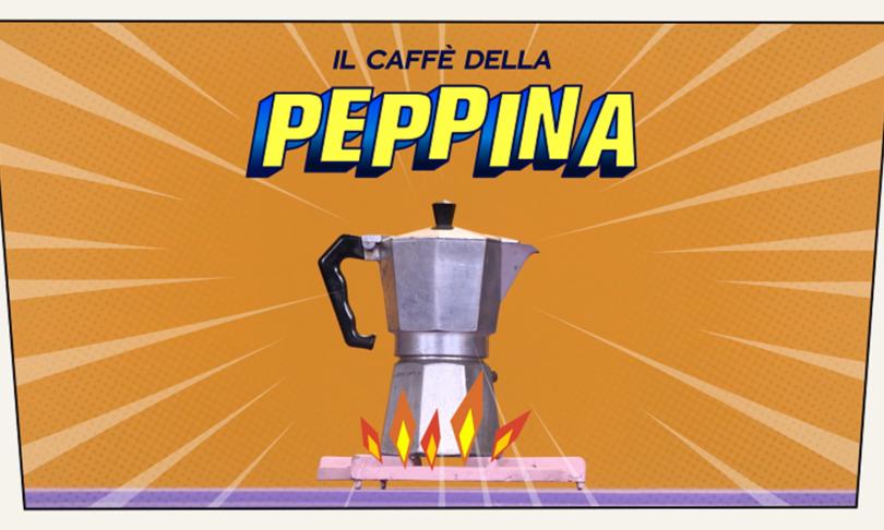 zecchino d'oro festeggia 50 anni caffè della peppina special edition