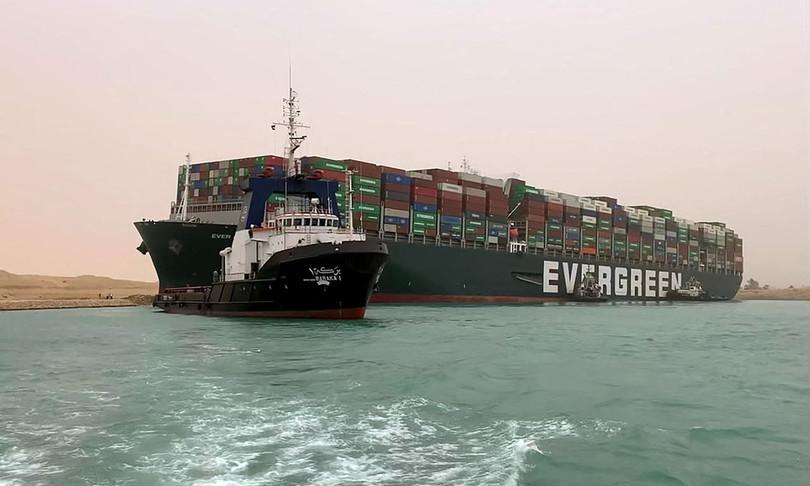 Egitto Canale di Suez