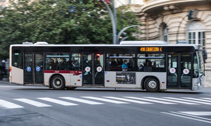 sui bus tornano controllori