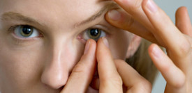 Lenti a contatto potranno diagnosticare e curare malattie dell'occhio