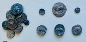 Tornano al museo archeologico di Sibari 665 monete del V-III secolo a.C.