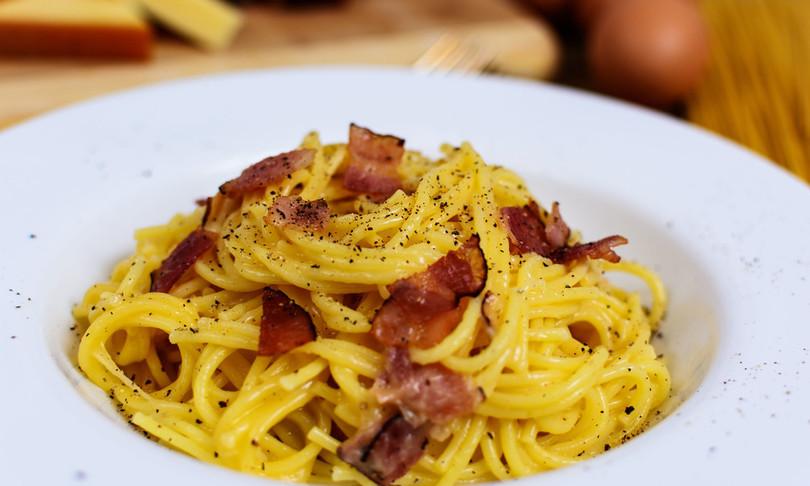 pasta carbonara segreti chef